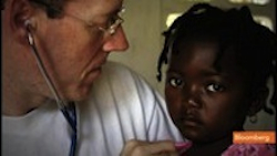 Dr. Paul Farmer on Global Poverty, Human Rights (Bloomberg TV)