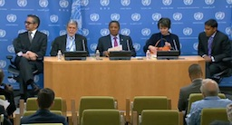 Secretary-General's High Level Panel on Global Response to Health Crises - Press Conference